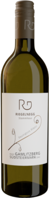 Riegelnegg Stammhaus Gamlitz Wein Sauvignon Blanc Ried Gamlitzberg Südsteiermark DAC